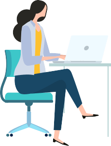 office-woman